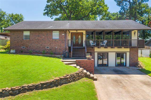 1206 E 8th Street, Sand Springs, OK 74063 (MLS #2118295) :: Hopper Group at RE/MAX Results