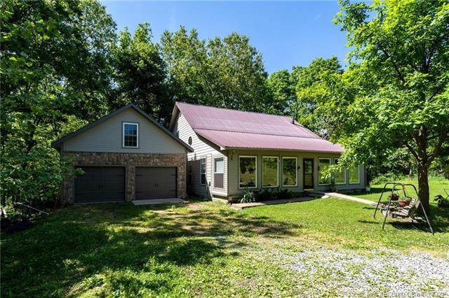 22862 529 Road, Colcord, OK 74338 (MLS #2118305) :: 580 Realty