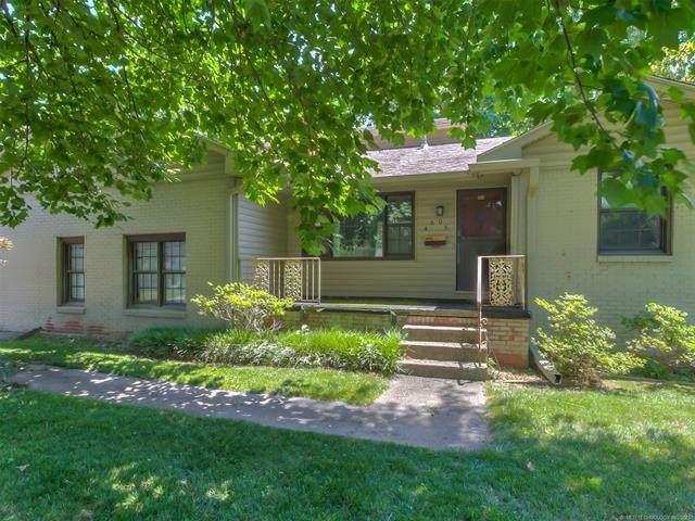 4605 S Gary Avenue, Tulsa, OK 74105 (MLS #2118323) :: Active Real Estate