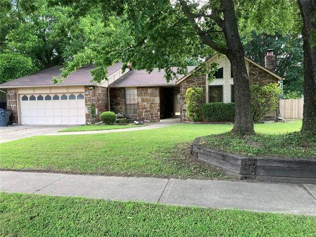 11412 S Douglas Avenue, Jenks, OK 74037 (MLS #2118326) :: Active Real Estate
