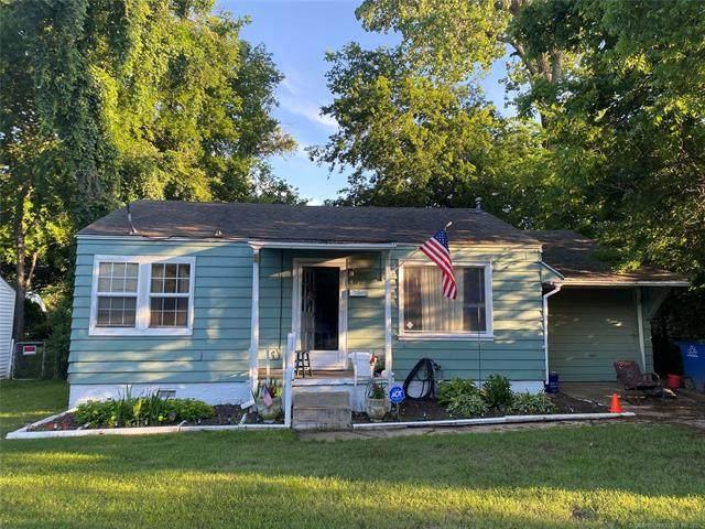 4522 E 4th Place, Tulsa, OK 74112 (MLS #2118328) :: Active Real Estate