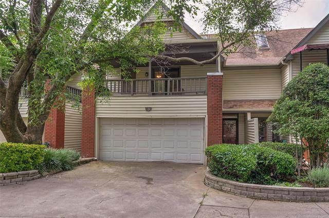 4834 S Quaker Avenue A, Tulsa, OK 74105 (MLS #2118362) :: Owasso Homes and Lifestyle