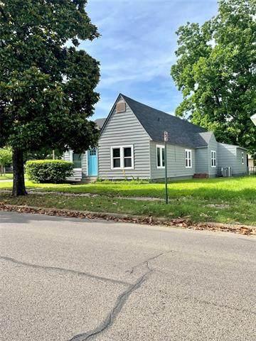 1024 W Evergreen Street, Durant, OK 74701 (MLS #2118380) :: House Properties