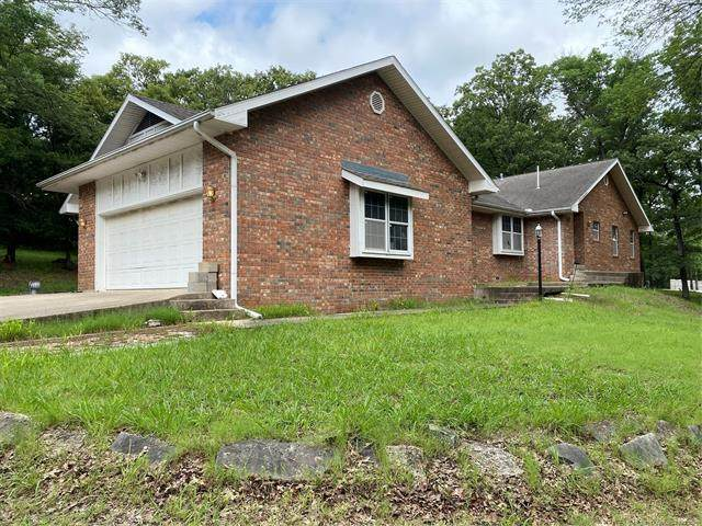 17027 County Road 3547, Ada, OK 74820 (MLS #2118398) :: Hopper Group at RE/MAX Results