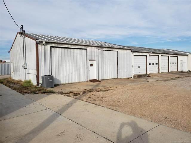401 E 10th, Ada, OK 74820 (MLS #2118400) :: House Properties