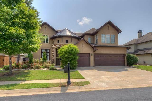 11613 S Marion Avenue, Tulsa, OK 74137 (MLS #2118436) :: House Properties