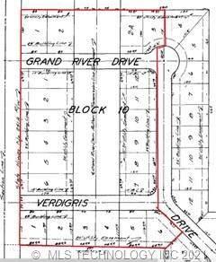 Hwy 251A Highway, Okay, OK 74446 (MLS #2118450) :: 918HomeTeam - KW Realty Preferred
