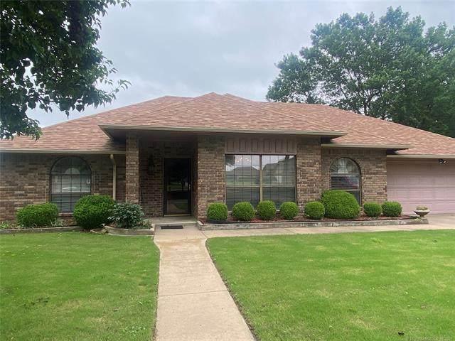 220 Kingsbury Drive, Muskogee, OK 74403 (MLS #2118477) :: Active Real Estate