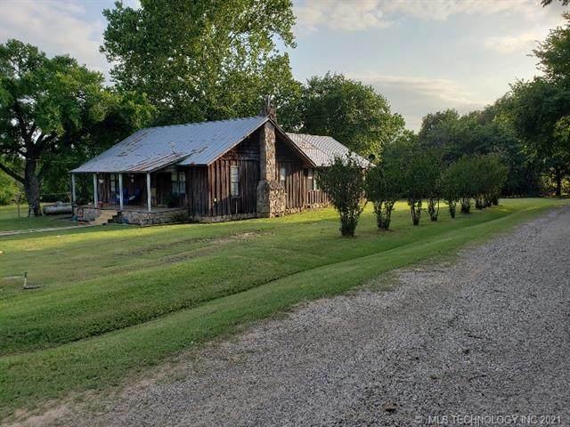 201 W Polk, Bokchito, OK 74726 (MLS #2118486) :: Active Real Estate