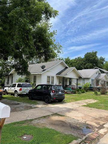 707 W Beech, Durant, OK 74701 (MLS #2118498) :: House Properties