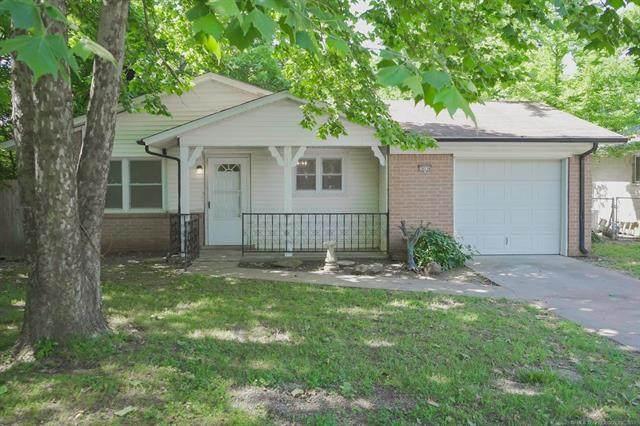 20536 E 3rd Street, Tulsa, OK 74108 (MLS #2118502) :: 580 Realty