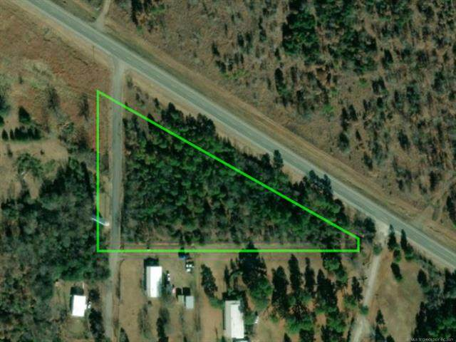 State Hwy 9, Eufaula, OK 74432 (MLS #2118517) :: Active Real Estate