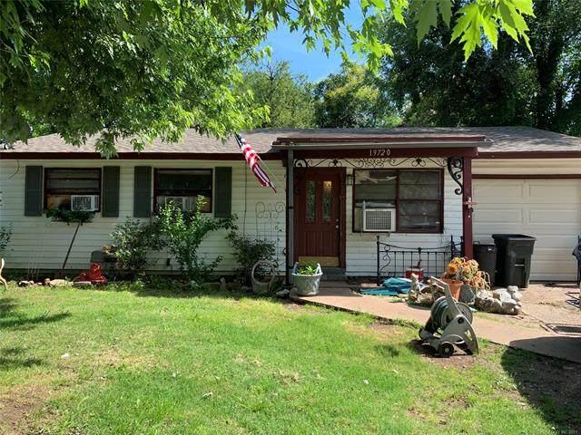 19720 E 1st Place, Tulsa, OK 74108 (MLS #2118531) :: House Properties