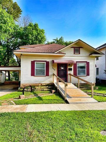 609 W Gentry Street, Henryetta, OK 74437 (MLS #2118539) :: House Properties