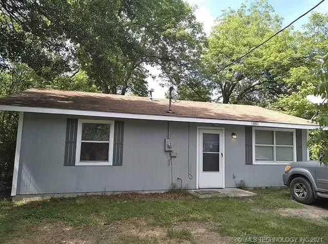 811 SE 6th Street, Antlers, OK 74523 (MLS #2118579) :: 580 Realty