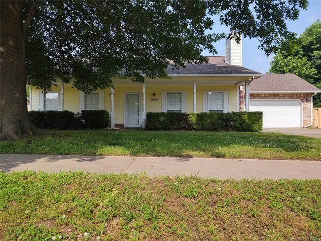 15970 S 296th East Avenue, Coweta, OK 74429 (MLS #2118590) :: House Properties