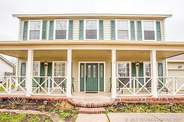 6412 E Broadway Street, Broken Arrow, OK 74014 (MLS #2118633) :: House Properties