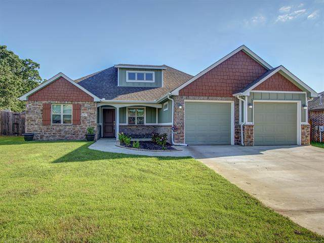 297 Canton Place, Mannford, OK 74044 (MLS #2118644) :: Active Real Estate