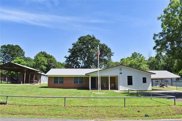 707 SE 3rd Street, Antlers, OK 74523 (MLS #2118647) :: Active Real Estate