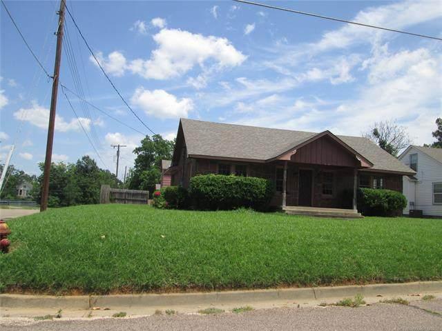 1324 N 3rd, Durant, OK 74701 (MLS #2118666) :: House Properties