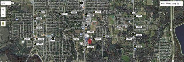 E 46th Street N, Tulsa, OK 74106 (MLS #2118667) :: 918HomeTeam - KW Realty Preferred