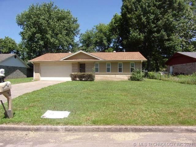 309 W Lanternwick Lane S #309, Pryor, OK 74361 (MLS #2118673) :: House Properties