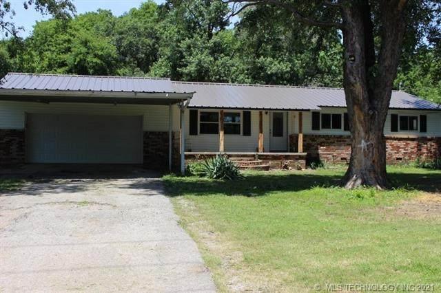 28549 E 131 Street, Coweta, OK 74429 (MLS #2118684) :: House Properties