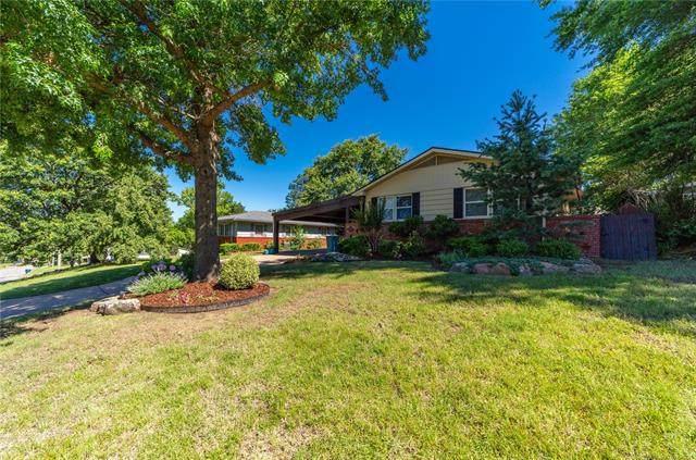 1505 E Osage Avenue, Mcalester, OK 74501 (MLS #2118705) :: 580 Realty