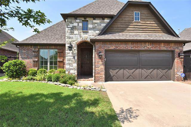 13236 S 67th East Avenue, Bixby, OK 74008 (MLS #2118712) :: Hopper Group at RE/MAX Results
