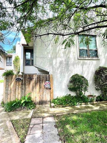 825 Cardinal Creek #825, Norman, OK 73072 (MLS #2118724) :: Owasso Homes and Lifestyle