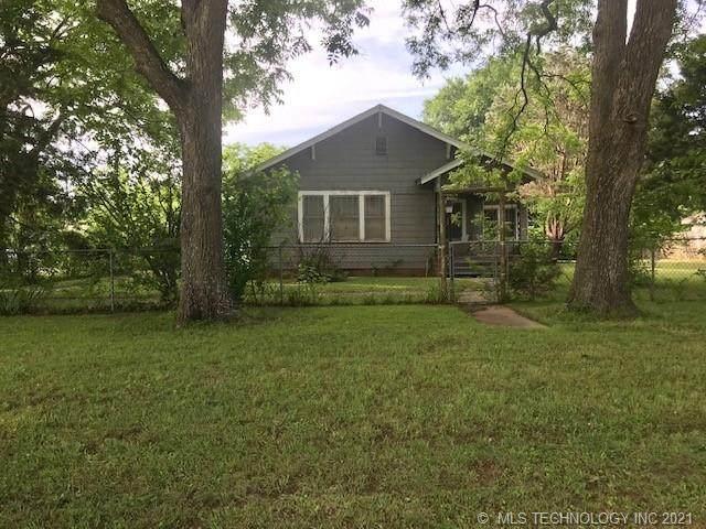 630 W 20th, Ada, OK 74820 (MLS #2118742) :: House Properties