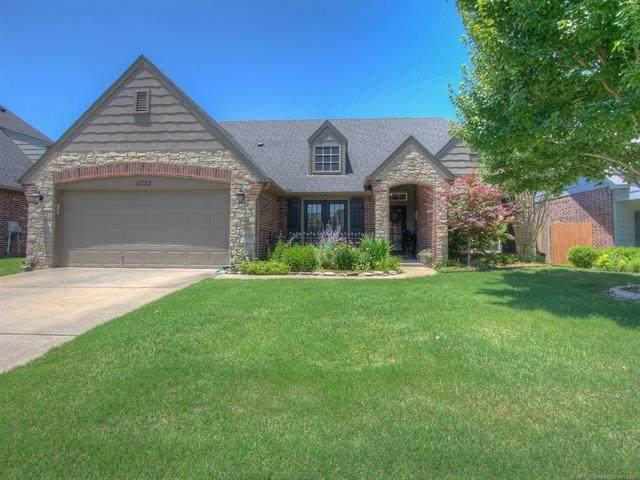11722 S Willow Street, Jenks, OK 74037 (MLS #2118747) :: Owasso Homes and Lifestyle
