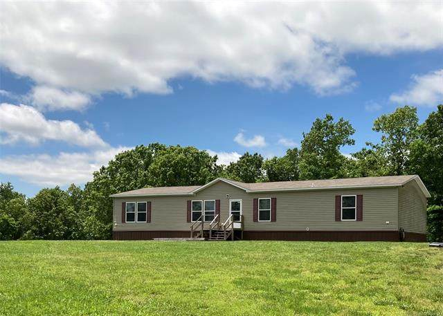 22622 County Road 554, Colcord, OK 74338 (MLS #2118748) :: 580 Realty