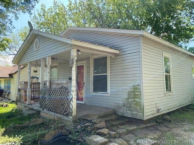 110 E Washington Avenue, Sapulpa, OK 74066 (MLS #2118788) :: House Properties