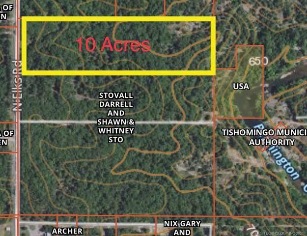 Elks Road, Tishomingo, OK 73460 (MLS #2118790) :: 580 Realty