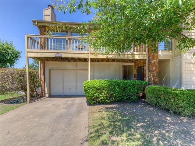 2801 E 90th Street #11, Tulsa, OK 74137 (MLS #2118795) :: Active Real Estate