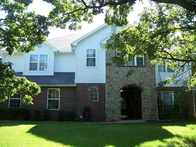 27154 W 55th Street S, Sand Springs, OK 74063 (MLS #2118834) :: House Properties