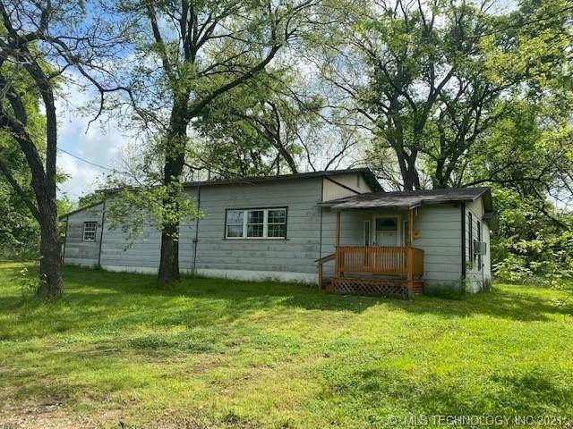 21080 S 280 Road, Morris, OK 74445 (MLS #2118835) :: House Properties