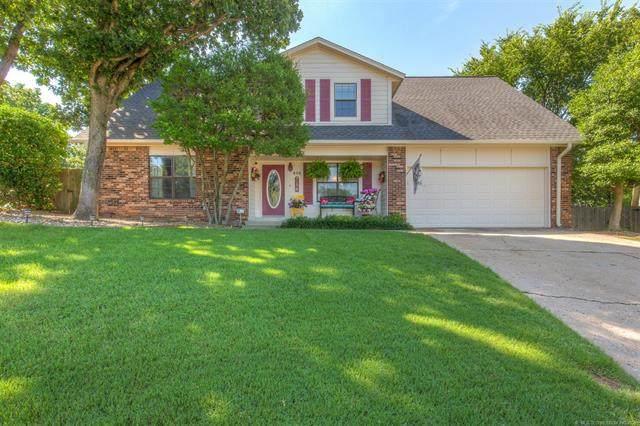 606 Prattwood Circle, Sand Springs, OK 74063 (MLS #2118840) :: 918HomeTeam - KW Realty Preferred