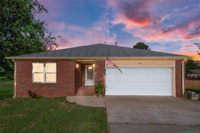 903 S Cherokee Street, Locust Grove, OK 74352 (MLS #2118844) :: Active Real Estate