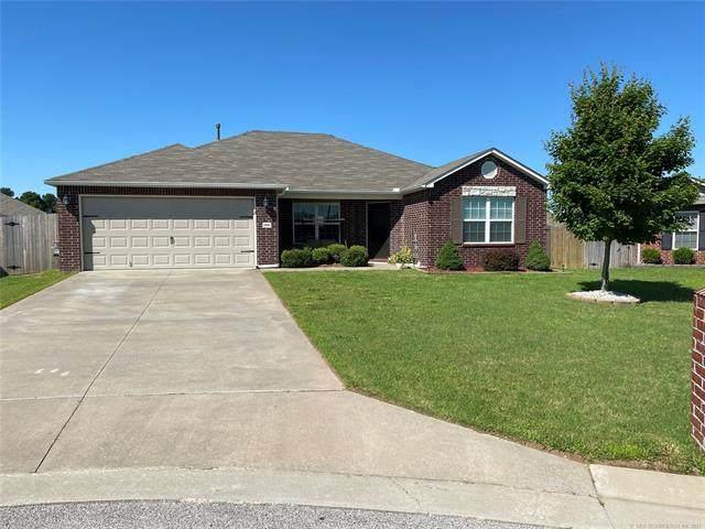 25002 E 93rd Street S, Broken Arrow, OK 74014 (MLS #2118849) :: House Properties