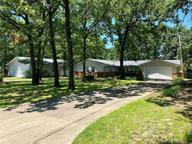 415677 E 1092 Road, Checotah, OK 74426 (MLS #2118867) :: Owasso Homes and Lifestyle