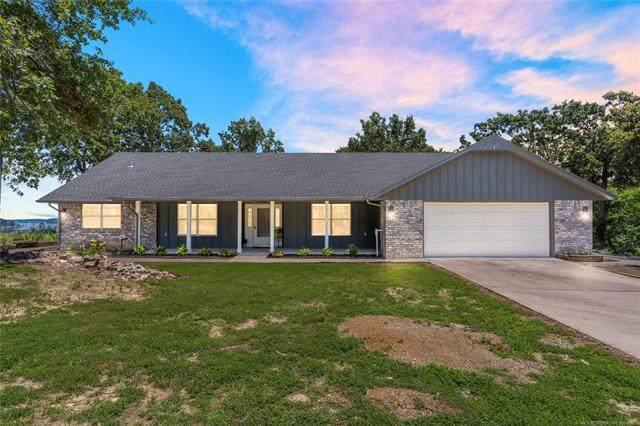 220 Dove Road, Locust Grove, OK 74352 (MLS #2118869) :: 918HomeTeam - KW Realty Preferred