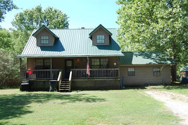 1405 W Broadway Street, Henryetta, OK 74437 (MLS #2118871) :: House Properties