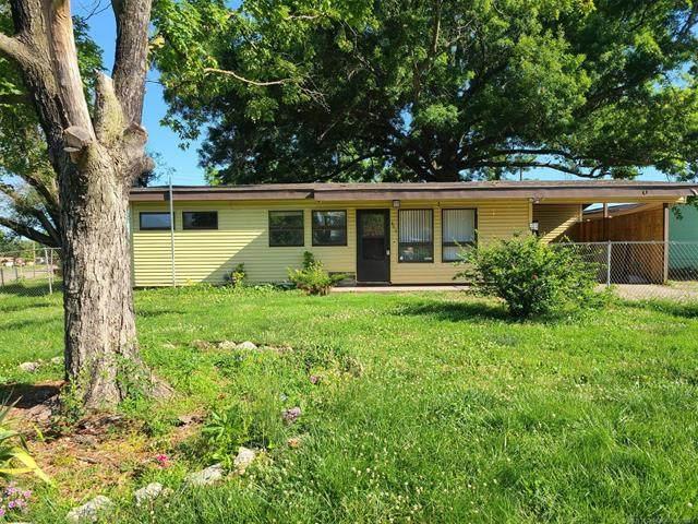 420 Sooner Road, Bartlesville, OK 74003 (MLS #2118877) :: Active Real Estate