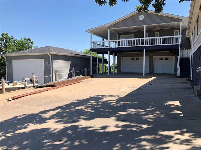 114805 S 4278, Checotah, OK 74426 (MLS #2118885) :: Active Real Estate