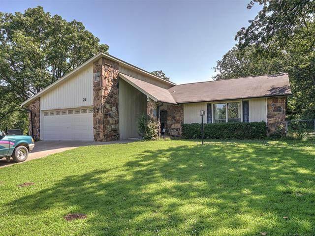 21 Stagecoach Drive, Sapulpa, OK 74066 (MLS #2118924) :: Active Real Estate