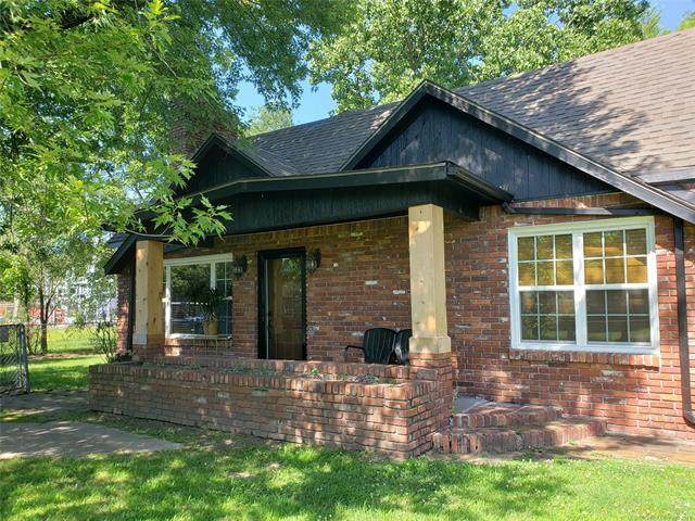 2400 Indiana, Muskogee, OK 74403 (MLS #2118948) :: Active Real Estate