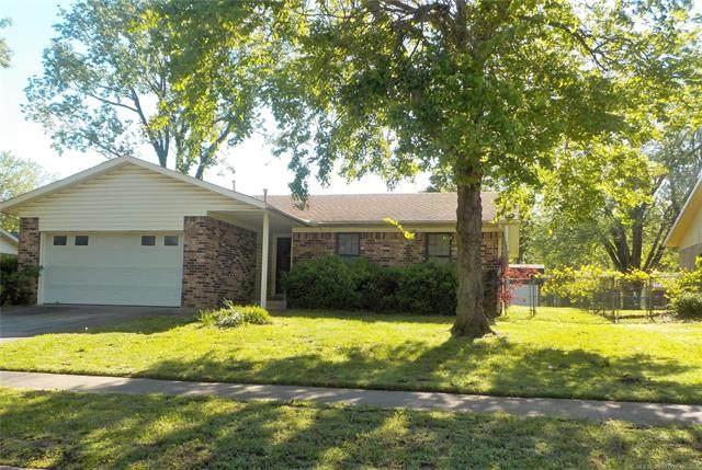 1819 Southridge Drive, Pryor, OK 74361 (MLS #2118951) :: Active Real Estate