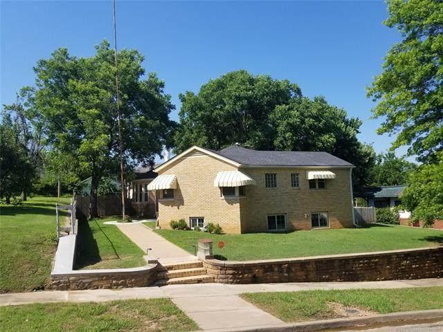 309 W 10th Avenue, Bristow, OK 74010 (MLS #2118964) :: Active Real Estate